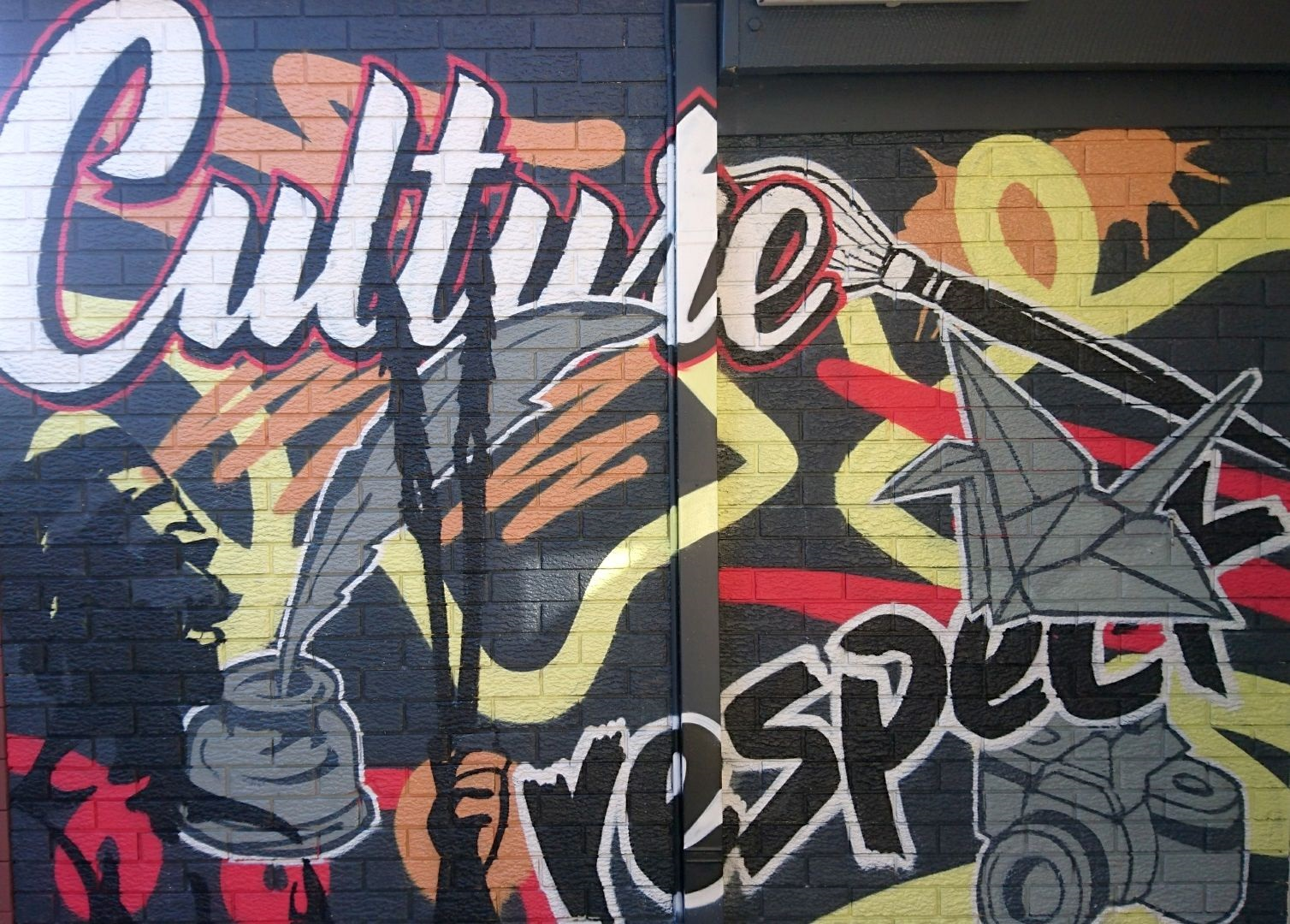 Willagee Library Mural